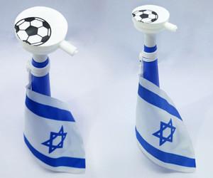 Vuvuzela cheerful plastic french horn plastic tuba world cup football 2014 soccer fans air pressure horn