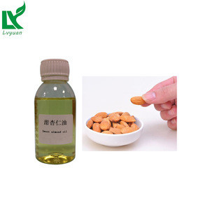 Wholesale pure carrier oil sweet almond oil