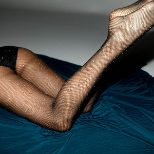 Wholesale rhinestone fishnet stockings foot sexy stockings