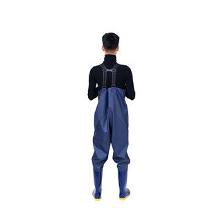 Wholesale Waterproof Breathable Fishing Chest Wader adult size