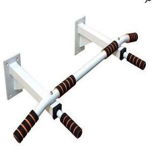 pull up bar chin up bar wall indoor gym training fitness