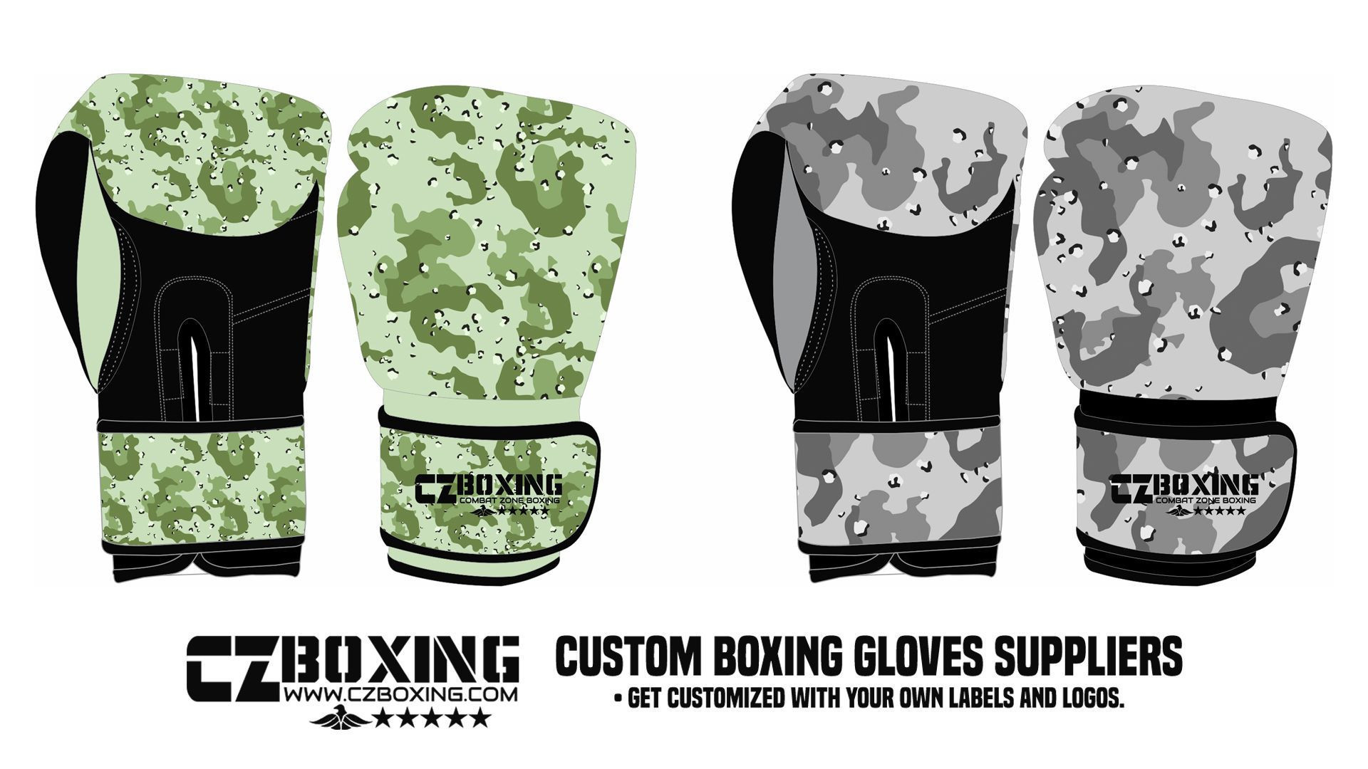 CZ BOXING - Custom Made Boxing Gloves Manufacturer