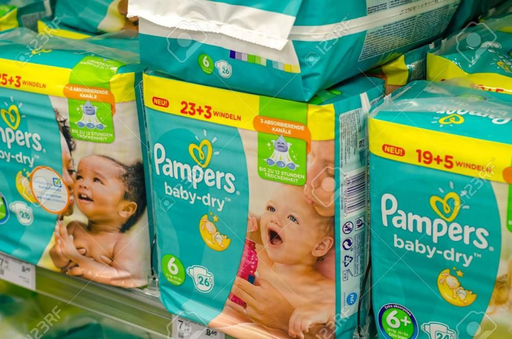 Breathable Disposable Baby Diaper OEM Manufacturer