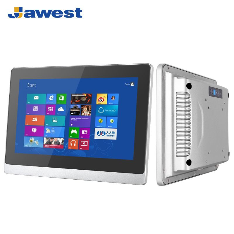 8 inch industrial LCD Monitor rugged design