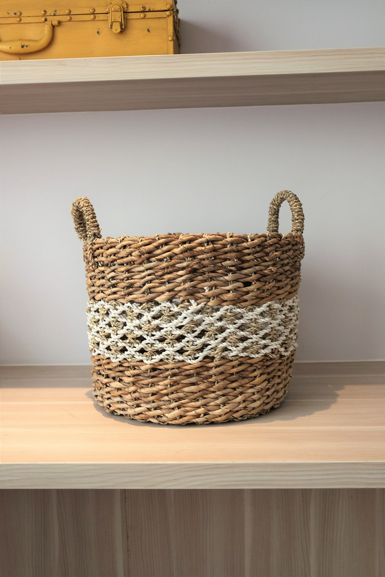 Round Basket A - set of 3