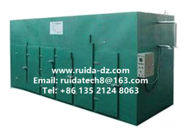 Food Manufacturing Equipment/ Hot Air Circulating Drying Oven for Soft Candy