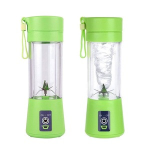 2019 Rechargeable Smoothie Mini Hand Portable USB Blender