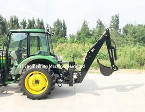 2020 New Type Hot Sale Tractor Front End Backhoe Loader