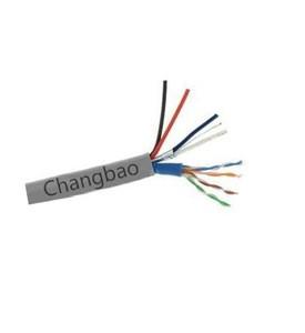 22AWG 2C BC STR SH + 18AWG 2C BC STR UNSH + Cat5e UTP 24AWG Bundled Crestron Control Cable Crest-2 PVC and LSZH