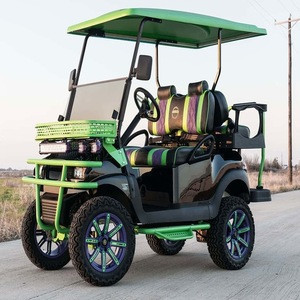 3 Seaters Electric golf Cart For Sale