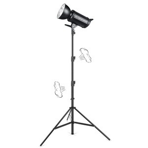 Air-Cushioned Light Stand Quick Stack  Heavy-Duty  Aluminum Photo Studio Light Stand