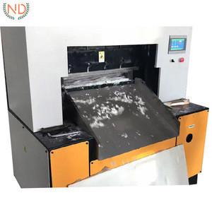Basalt fiber carbon fiber cutting machine polypropylene fibre shredder glass fiber chopping machine