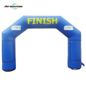 Best price inflatable race arch, inflatable sport archways H1072