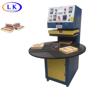 Blister card heat sealing machine