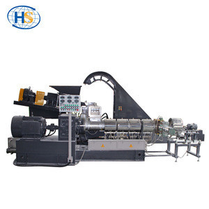 CE Mark Euro-quality PVC two stage  compounding extruder for cable wire cover sheath