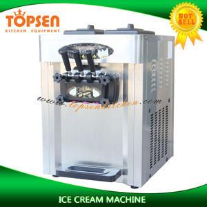 Chinese Manufacturer Freez-Fast Hard Ice Cream Machine Price