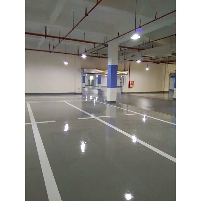 Clear Electrical Insulating Rubber Floor Paint