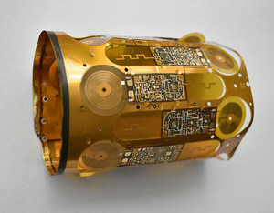 Double sides flexible circuit board with Immersion Gold  FPC factory produced