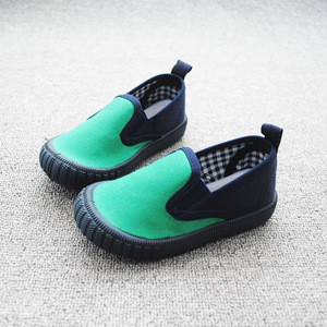 E02-31 The New Style Outdoor Slip-On Best Breathable Shoes For Kids