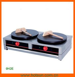 Electric Crepe Maker (2-Plate) 9H2E