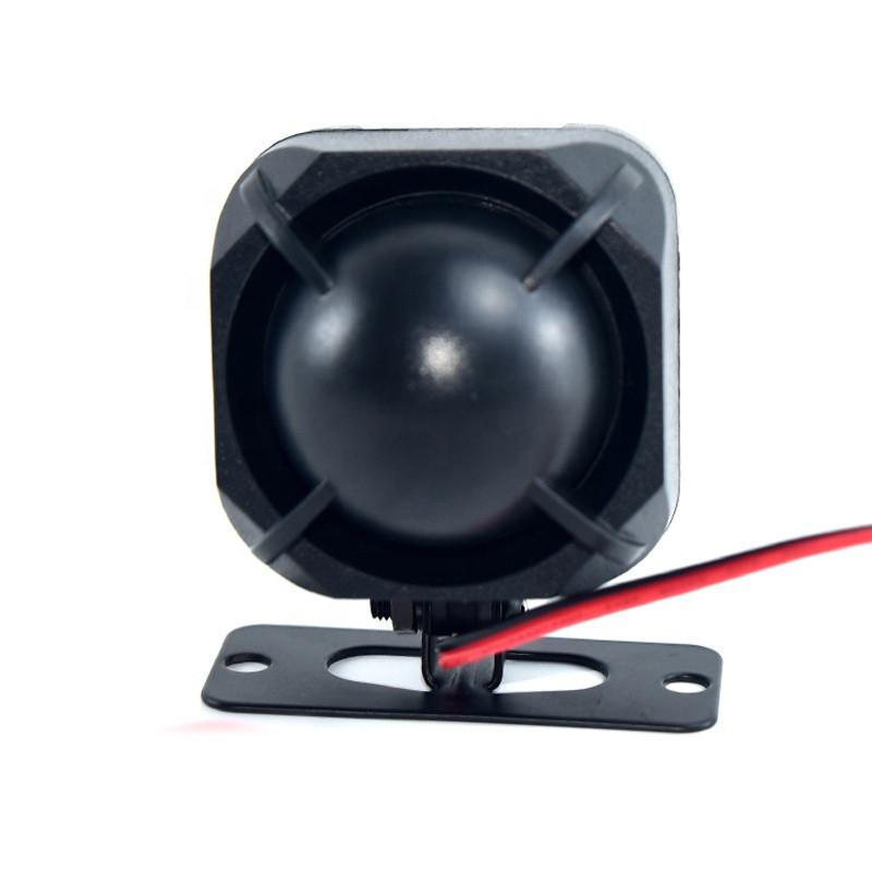 ES-21  12V 6 Tones Electronic siren for police siren, motorcycle or car mini speaker horn siren