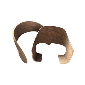 Factory High Quality School Chair Parts Bent Wood Office Chair Parts for Furniture