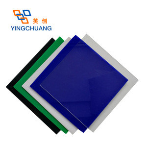 Factory price wholesale customized PMMA clear or color acrylic sheet
