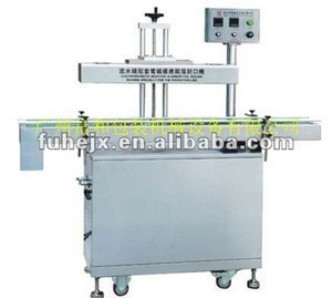 GLF-2100B Automatic Electromagnetic Induction Aluminum Foil sealing capping packaging Machine