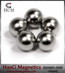 HCM Strong NdFeB Magnetic Materials magnetic balls neodymium magnets
