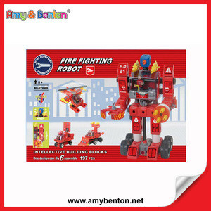 High Quality Intelligent Toy Robot Excited Robot Toy