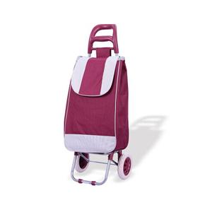 Hotsale portable shopping cart /grocery shopping trolley bag /foldable shopping trolley