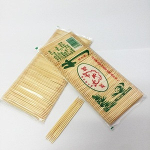 Individually Cello Wrapped Bamboo Toothpick