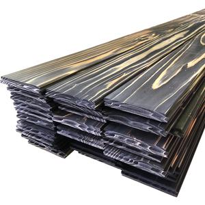 Innovative Through Dyed Japanese Cedar Solid Wood Flooring