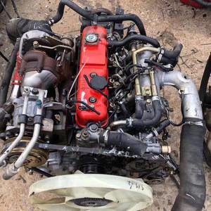 ISUZ-U 4JB1 4JB1T complete Engine assembly