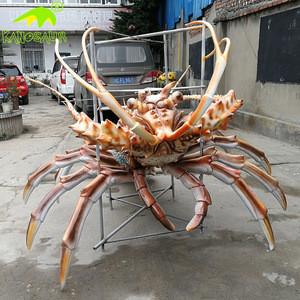 KANOSAUR5335 Theme Event Excellent Quality Fiberglass Lobster