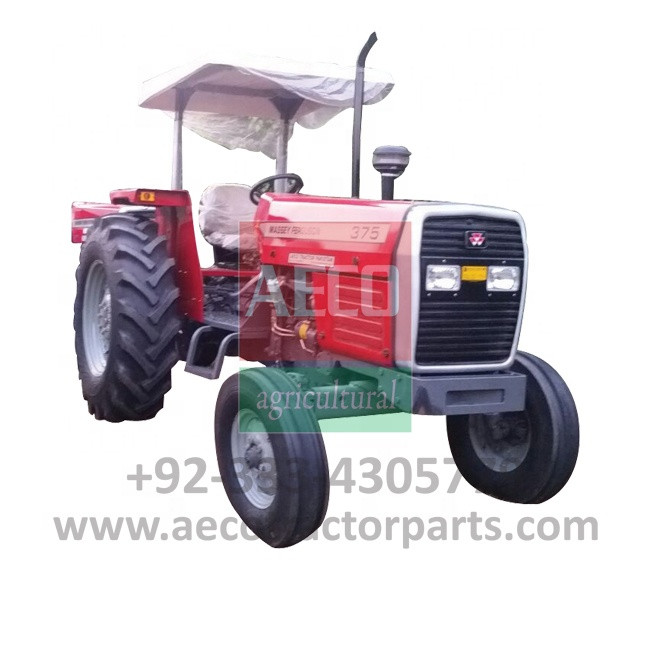 MASSEY FERGUSON MF 375 2WD AND 4WD TRACTOR