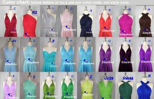 Maxi Full Length Bridesmaid Brick Red Infinity Dress Convertible Wrap Dress Multiway Long Dresses