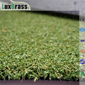 Outdoor Mini Golf Carpet 15mm Well Used Artificial Golf Grass Putting Green