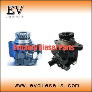 Power steering pump ND6 diesel ND6T engine parts ( fit on UD NISSAN TRUCK)