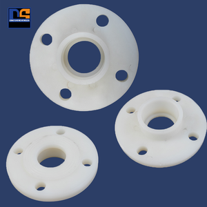 Professional manufacturer pp pipe fitting plastic adaptor flange