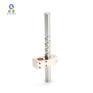 QiPang Drive Leadscrew Reciprocating Screw Linear Actuator  Apply in Reciprocating Rectilinear Motion