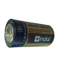 R14 C size carbon zinc battery for lightings