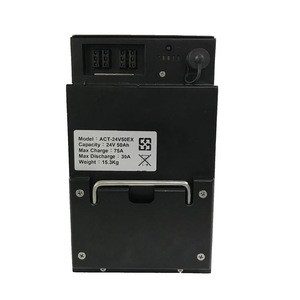 Rechargeable Lithium 24v Lifepo4 Battery