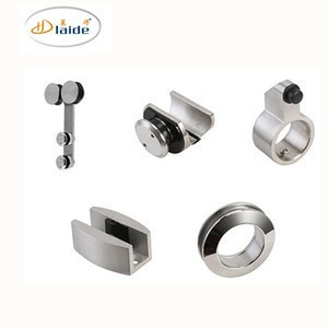 Shower room system glass sliding door hardware accessories