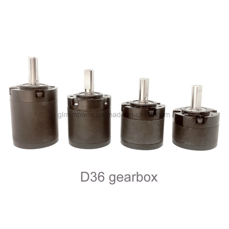 Sintering Metal Parts Micro Planetary Gear Box Reducer for Automatic Machines