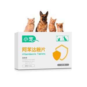 Tablets OEM ODM Tapeworm Medicine Meds for Cats and Dogs