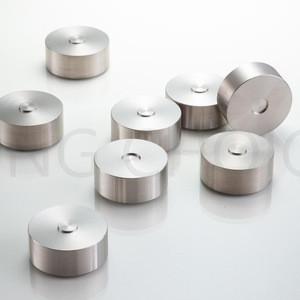 Titanium Machined Parts Gr1 Gr2
