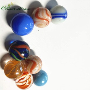 Toy Balls Glass Marbles