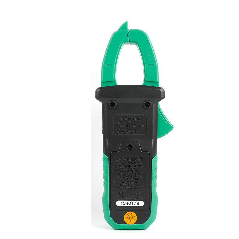 True RMS AC/DC Current Mini Clamp Meters w/ Capacitance Tester Hand ac leakage current clamp meter EM2015C
