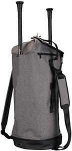 Youth Baseball Bat Bag Backpack for Baseball  & Softball Equipment & Gear for Kids & Youth Holds Bat, Helmet